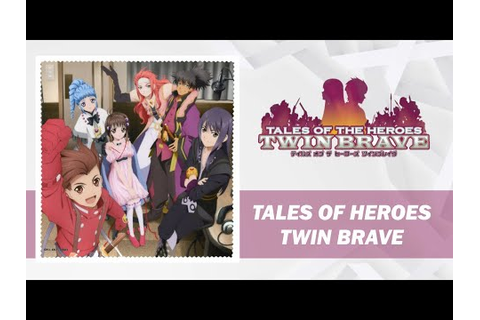 Tales of Heroes Twin Brave PSP Gameplay - YouTube
