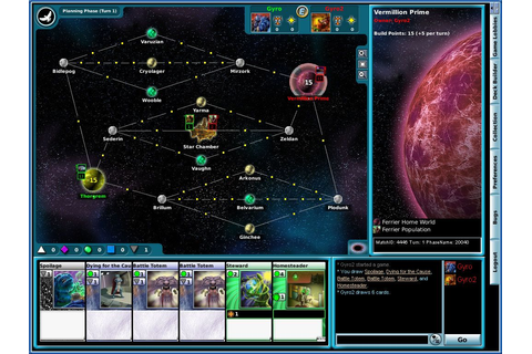 Star Chamber: The Harbinger Saga Screenshots | GameWatcher