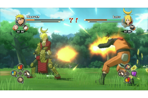 Naruto ultimate ninja storm 2 PC Download Full Game Free ...