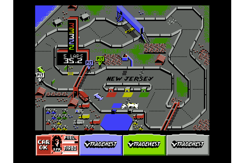 Danny Sullivan's Indy Heat Download Game | GameFabrique