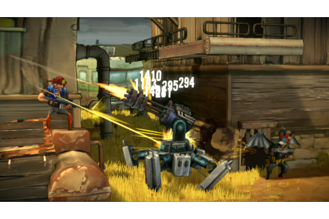 Download Shoot Many Robots Full PC Game