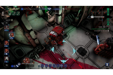 Space Hulk Tactics Full PC Game Free Download - Horror ...