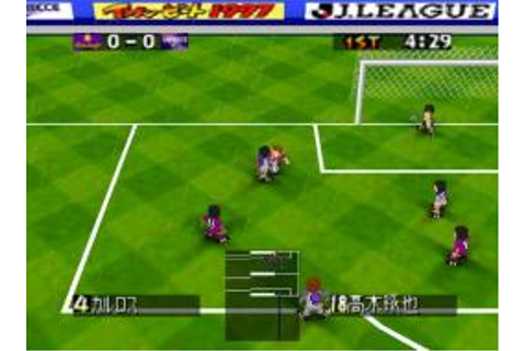 Times No Seu Internacional Superstar Soccer 2000 ? (N64 ...