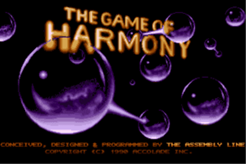 Download The Game of Harmony - My Abandonware