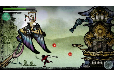 Better Late Than Never: Sumioni: Demon Arts Vita Gameplay ...