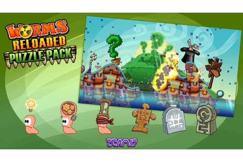 Worms Reloaded: Game of the Year Edition - Buy and ...