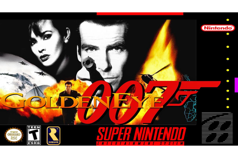 Goldeneye 007 for Nintendo 64: Review
