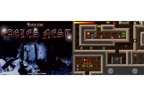 FRGCB - Finnish Retro Game Comparison Blog: Into The Eagle ...