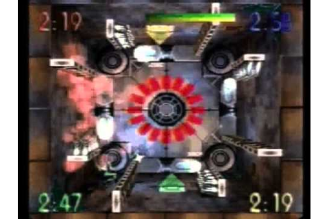 Blast Chamber - game trailer (1996) - YouTube