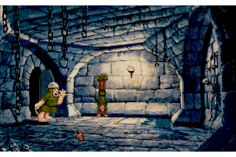 Curse Of Enchantia - The Company - Classic Amiga Games