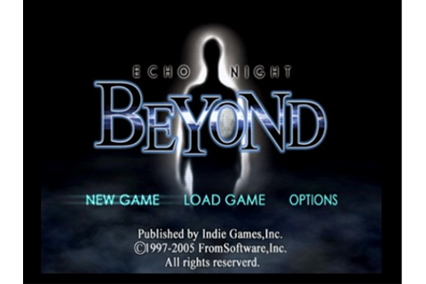 Echo Night Beyond PS2 ISO - Download Game Roms Isos ...