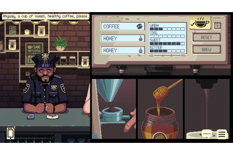 Coffee Talk Review – A Caffeine High And A Crash - Game ...