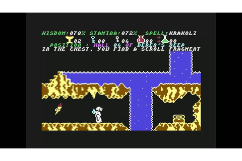 Doriath Commodore 64 Longplay - YouTube
