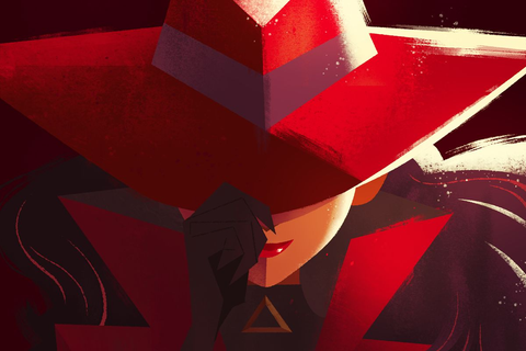 Carmen Sandiego is returning as an animated children's ...