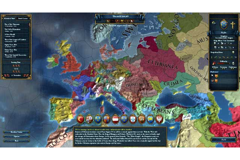 Game Guide - The beginning of the game - Europa ...