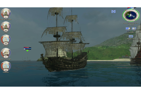 Age of Pirates 2: City of abandoned Ships Cap.41 A por el ...