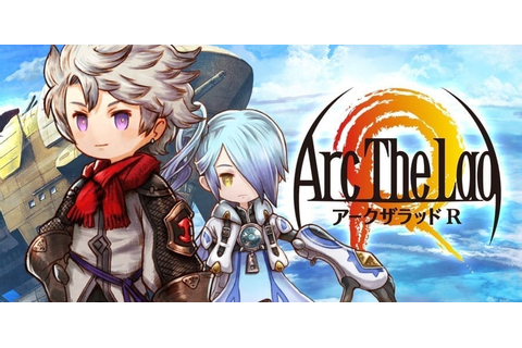 Arc the Lad R - Mobile game based on classic JRPG ...