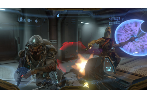 Halo 4 Campaign Screenshots Fight Covenant And Forerunners