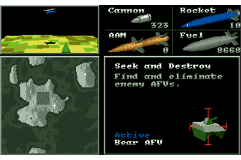 Download Zeewolf (Amiga) - My Abandonware