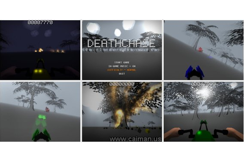 Caiman free games: Deathchase by James Kett.