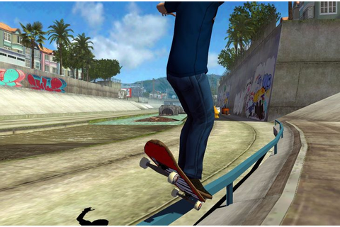 Tony Hawk's Shred Session hitting iOS this summer, here's ...