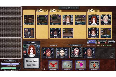 Download Black Closet Full PC Game