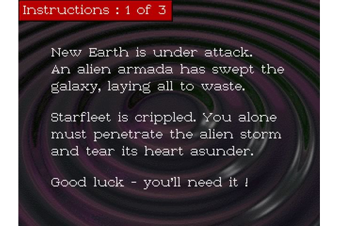 Download Astro Fire shooter for DOS (1994) - Abandonware DOS