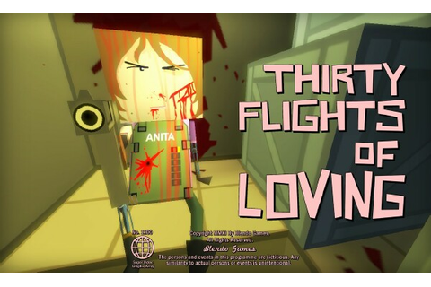 Is Thirty Flights of Loving the best five-minute game ...