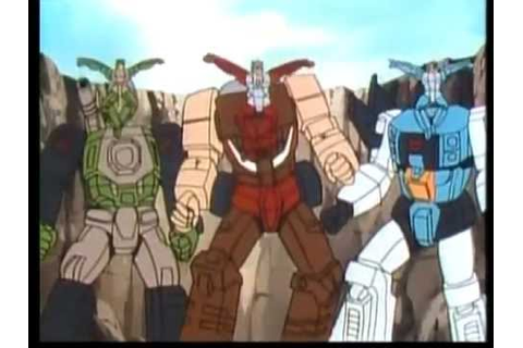 Transformers G1 The Headmasters - YouTube
