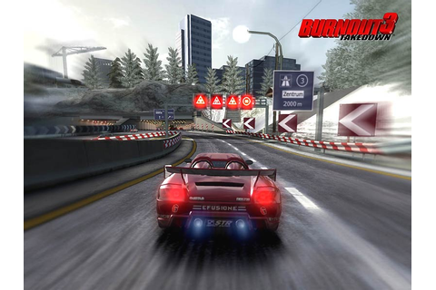 Review: Burnout 3 - Takedown - Slashdot