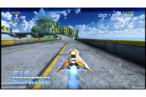 [WiiWare] FAST Racing League - First Look - YouTube