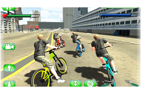 Hero Bicycle FreeStyle BMX Game Video - YouTube