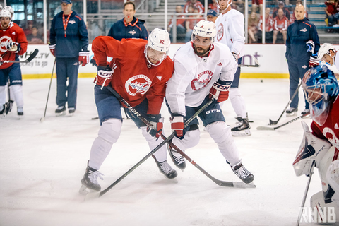 Capitals dress opening night roster in final preseason ...