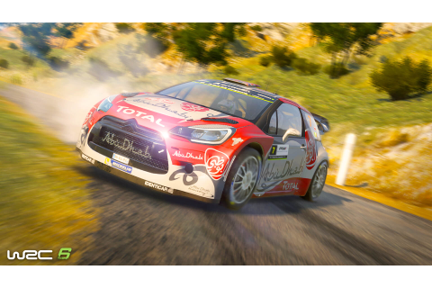 "World Rally Championship 6 Review - ""Too Middle Of The ..."