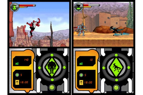 Ben 10 Protector OF Earth Full Version Game | Download ...