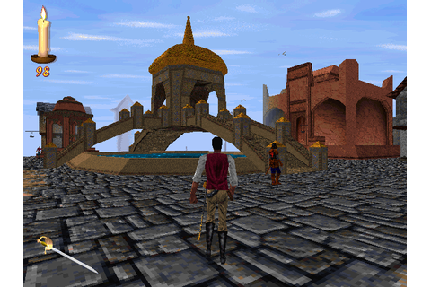 The Elder Scrolls Adventures: Redguard (1998) by Bethesda ...