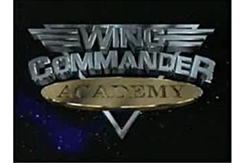 Wing Commander Academy - Wikipedia