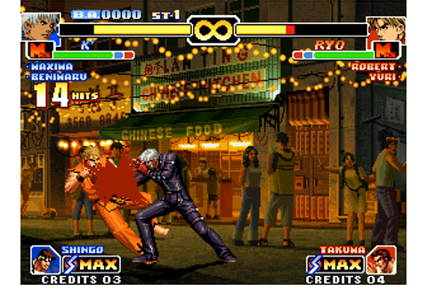 The King of Fighters '99 - Millennium Battle (NGM-2510) ROM