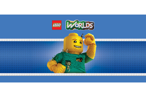 LEGO® Worlds on Steam