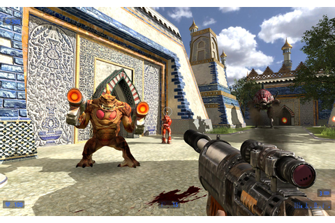 Serious Sam HD: The Second Encounter 50% Off Sale and Free ...