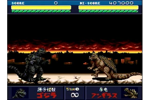 Godzilla: Battle Legends - Wikipedia