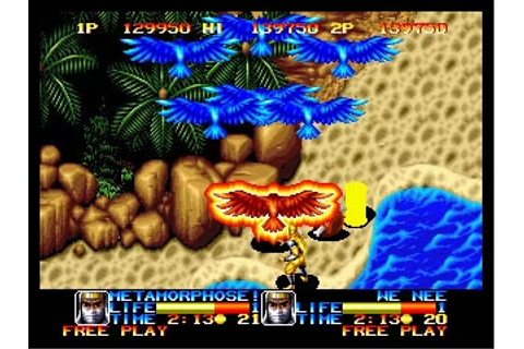 Ninja Commando Review for Neo Geo (1992) - Defunct Games