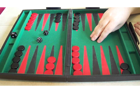 Backgammon for complete beginners. Part 1 - Introduction ...