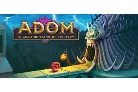 ADOM (Ancient Domains Of Mystery) on Steam
