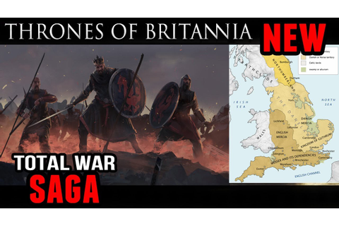 Total War Saga: Thrones of Britannia (Game Details and ...