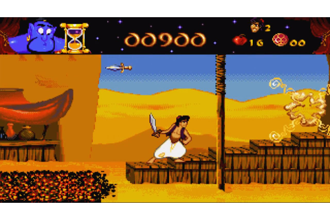 Apple Power! | Let's Remember: Disney's Aladdin! | DOS PC ...