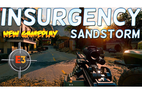 Insurgency Sandstorm Gameplay and Impressions - YouTube