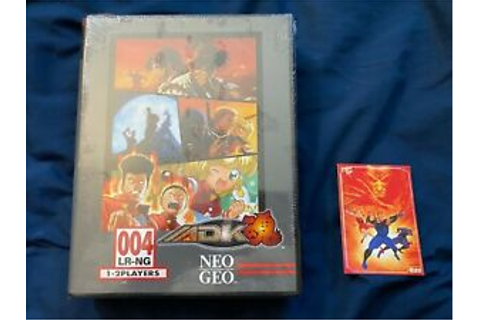 ADK Damashii PS4 Classic Collectors Edition w/ Card NEO ...