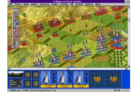 Game Classification : Battleground 3: Waterloo (1996)