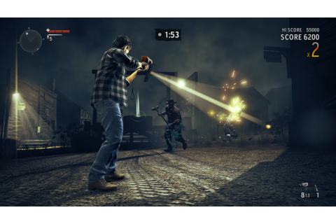 Alan Wake's American Nightmare - Download - Free GoG PC Games